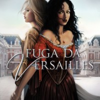 fuga da versailles cover illustration girls paris