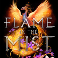 Flame in the Mist - Cover